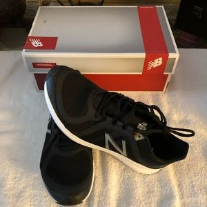 New Woman's new balance shoes